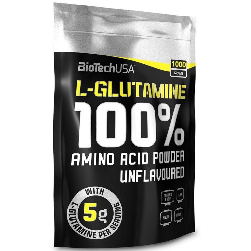 100% L-Glutamine (1000 g)