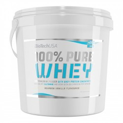 100% Pure Whey (4000 gr)