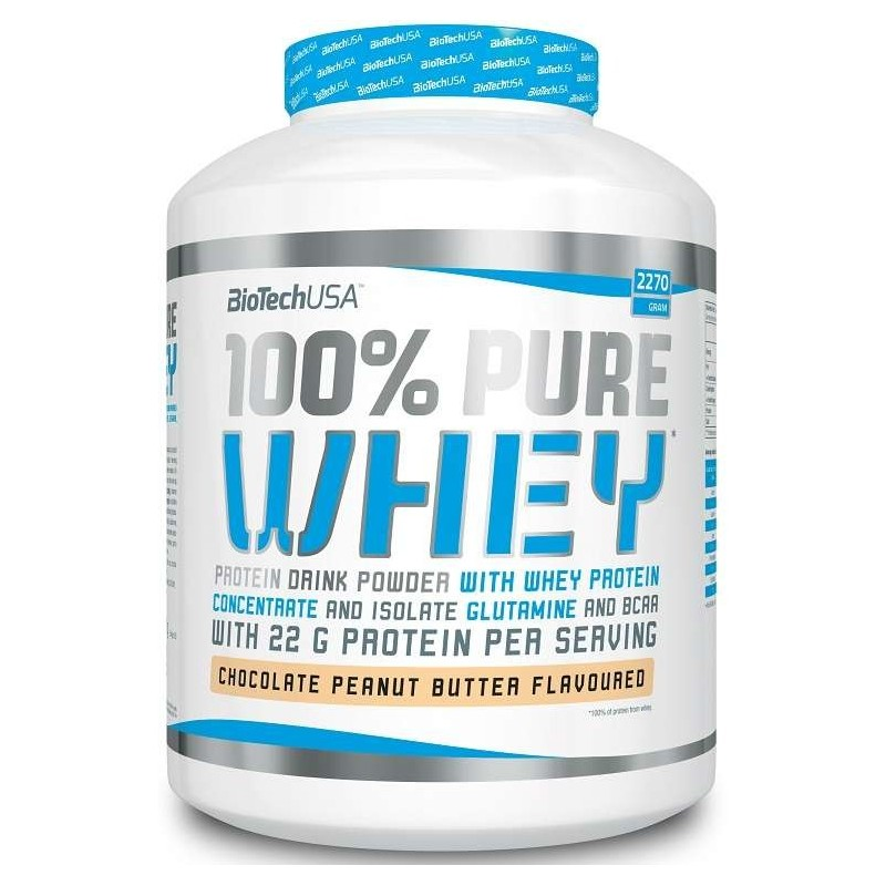 100% Pure Whey (2270 gr)