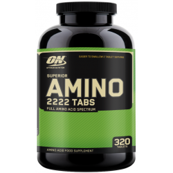 Superior Amino 2222 - 320 tablets
