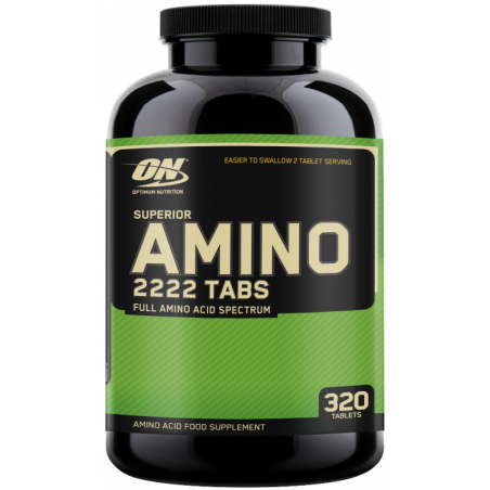 Superior Amino 2222 - 320 tablettes