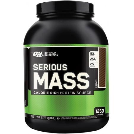 Serious Mass - 2730 gr