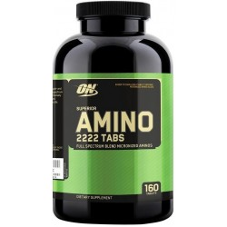 Superior Amino 2222 - 160 tablets