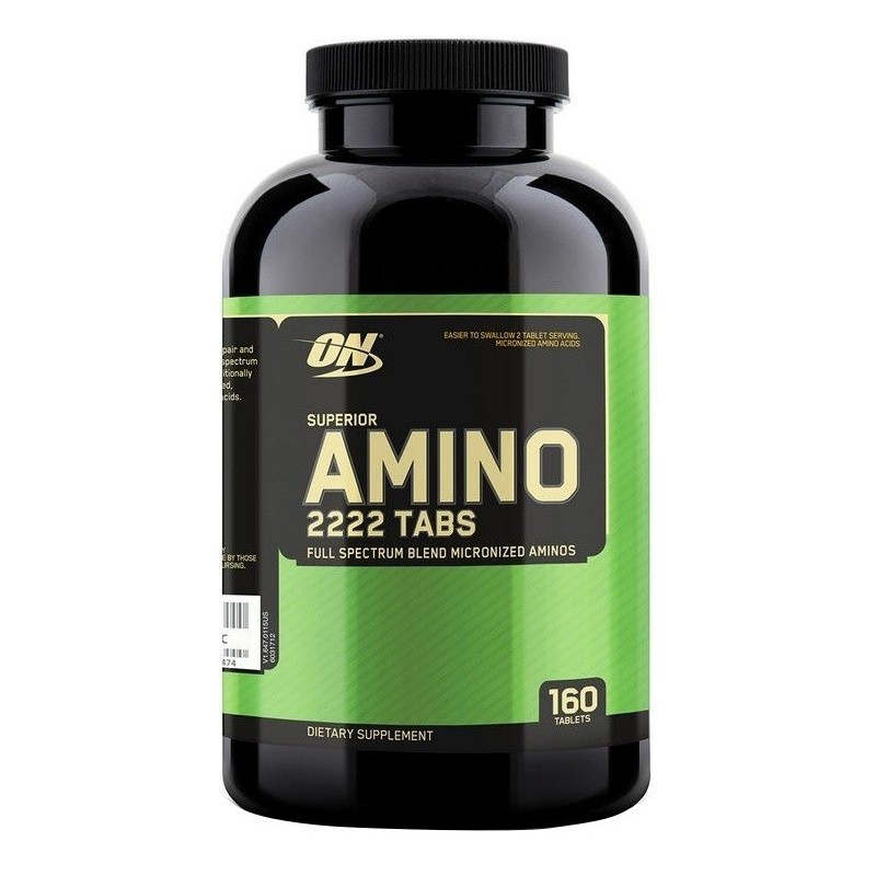 Superior Amino 2222 - 160 tablettes