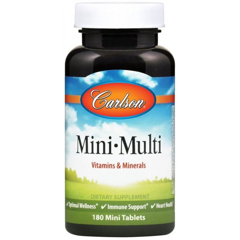 Mini-Multi - 180 tablettes