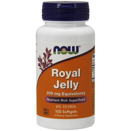 Gelée Royale 300 mg  (100 gélules molles)