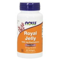 Gelée Royale 1000 mg (60 gélules molles)