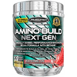 Amino Build - Next Gen, White Raspberry - 278g