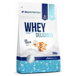 Whey Delicious, Vanilla - 2270g