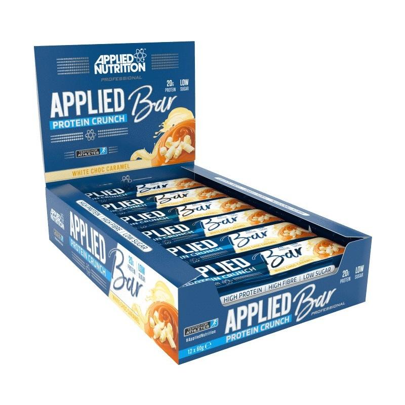 Applied Protein Crunch Bar 12 x 60g