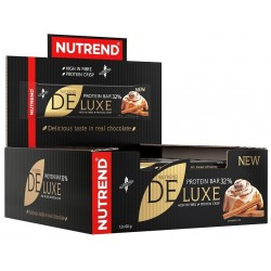 Deluxe Protein Bar, Chocolate Sacher - 12 bars