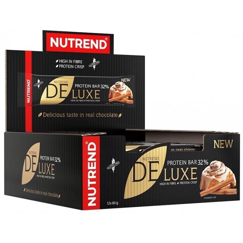 Deluxe Protein Bar 32 % Protéine - Boite de 12 barres protéinées