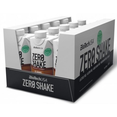 Zero Shake 15 x 330 ml.