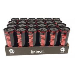Animal NRG Drink - 24 x 250 ml.