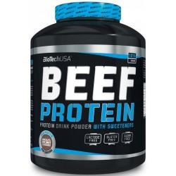 Beef Protein, Vanilla Cinnamon - 1816g