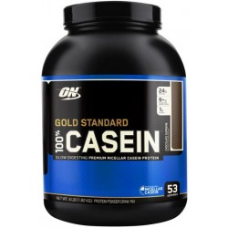 Gold Standard 100% Casein, Chocolate Supreme - 1820g