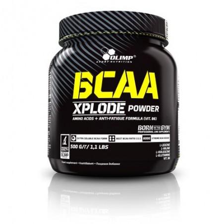 BCAA Xplode Powder - BCAA en poudre 500 gr - Olimp Sport Nutrition