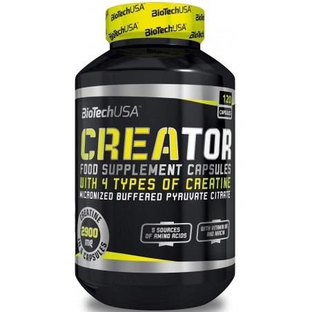 CreaTor 120 capsules