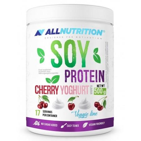 Protéine de soja, 500 gr, Allnutrition