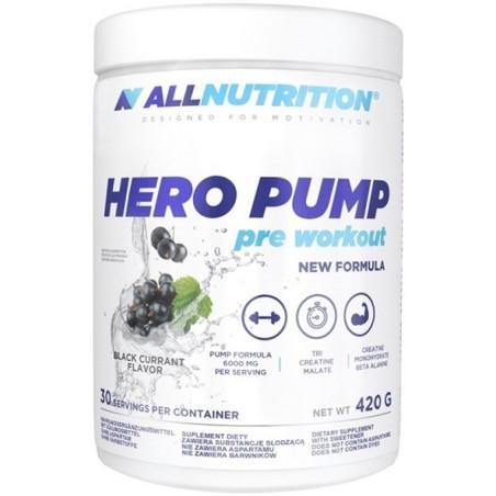 Hero Pump, pré-entrainement, 420 gr