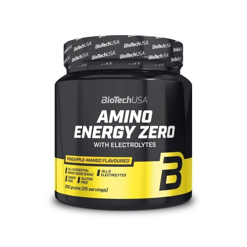 Amino Energy Zero avec Electrolytes 360 gr