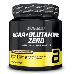 BCAA + Glutamine Zero, Lemon - 480g