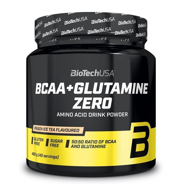 BCAA + Glutamine Zero 480 gr