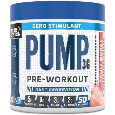 Pump Zero Stimulant 375 gr