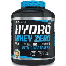 Hydro Whey Zero, Vanilla - 1816g
