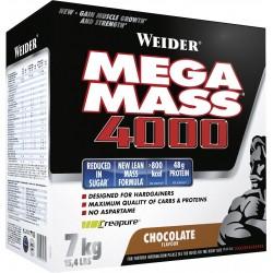 Mega Mass 4000, Strawberry - 7000g