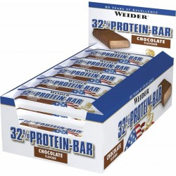 32% Protein Bar, Vanilla - 24 bars