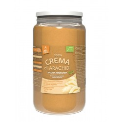 100% Peanut Cream Organic 1000 gr