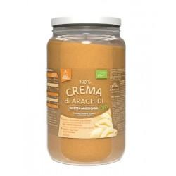100% Peanut Cream Organic 600 gr