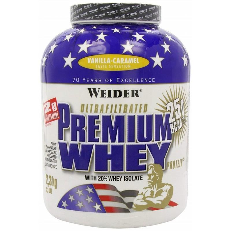 Premium Whey 2,3 kg