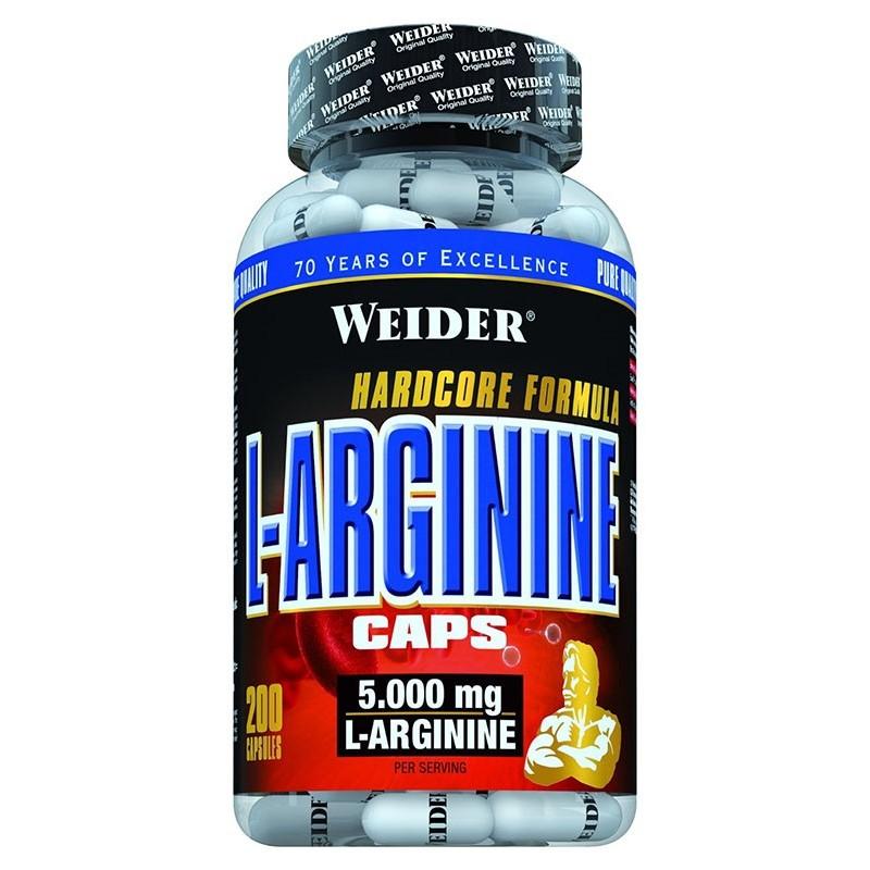 L-Arginine Caps 5000 mg GUCCI