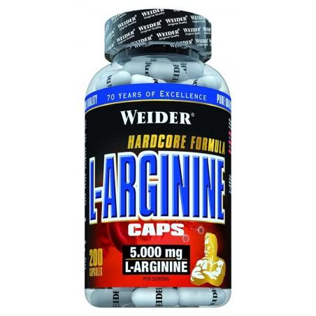 L-Arginine Caps 5000 mg Weider