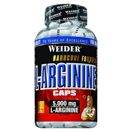 L-Arginine weider 100 caps