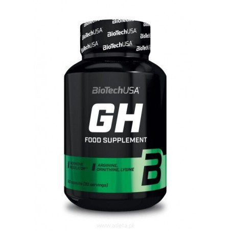GH Hormone Regulator 120 capsules