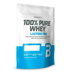 100% Pure Whey Lactose Free, Strawberry - 1000g