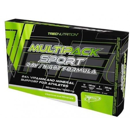 Multipack Sport (60 capsules) Formule jour / nuit