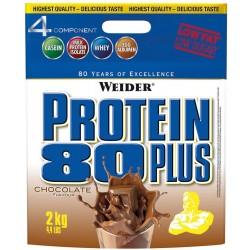 Protein 80 Plus 2000 gr