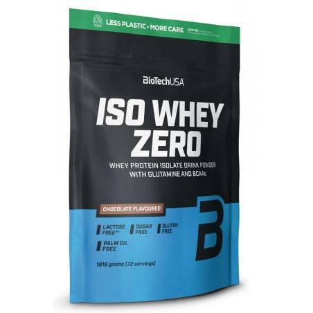 Iso Whey Zero, Chocolate - 1816g