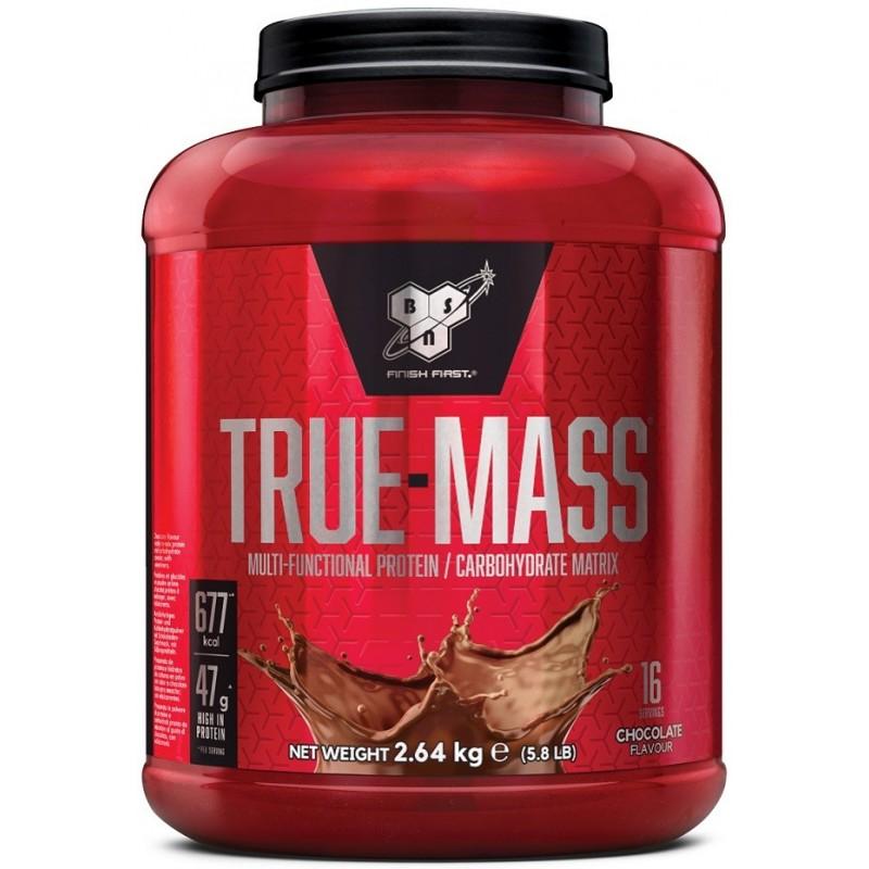 True Mass 2640 gr