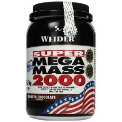 Mega Mass 2000, Strawberry Delight - 1500g